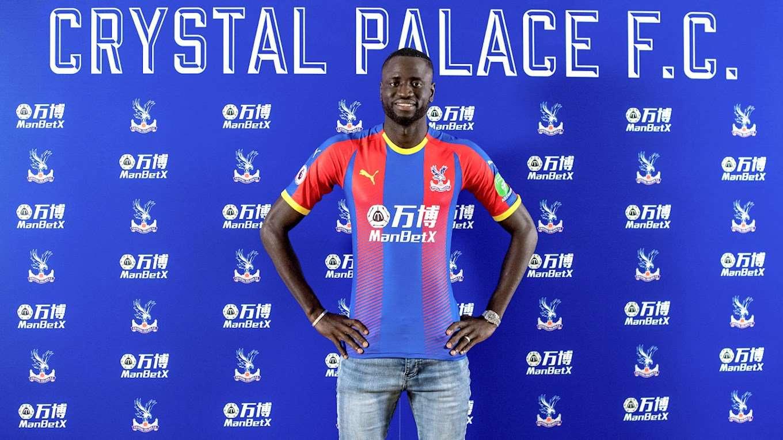 Officiel : Cheikhou Kouyate rejoint Crystal Palace