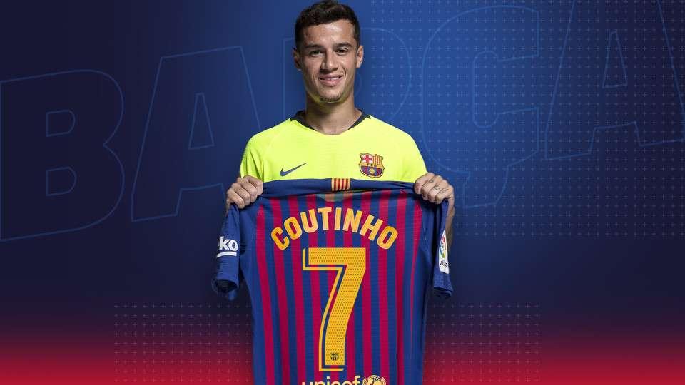 Barcelone : Coutinho ne veut pas partir