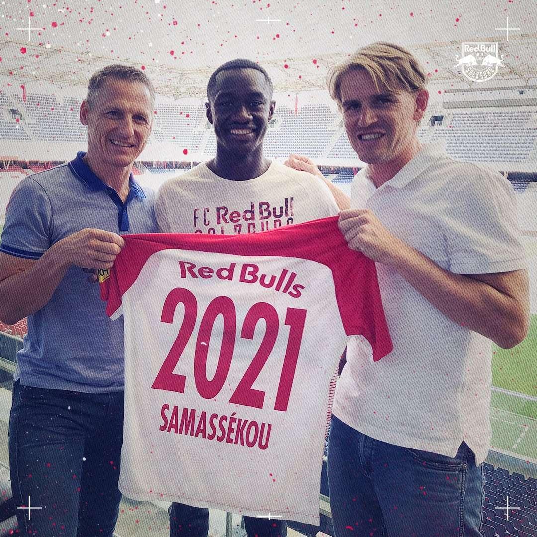 Samassékou a choisi son futur club