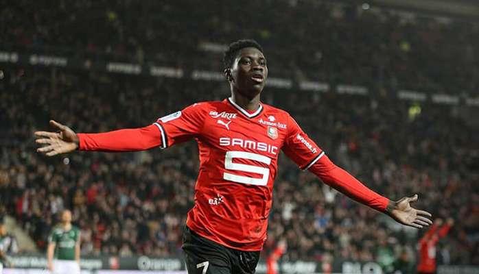 Rennes : Des discussions avec un club anglais pour Sarr !