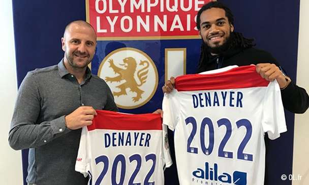 Officiel : Jason Denayer s'engage avec l'Olympique Lyonnais