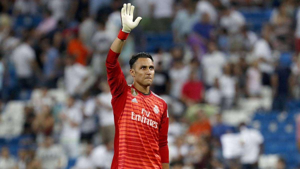 Real Madrid : Navas se dirigerait vers Arsenal !