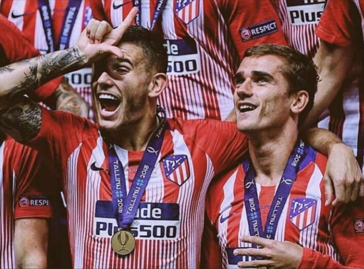 Atletico : Simeone regrette le départ de Lucas Hernandez… plus que les autres