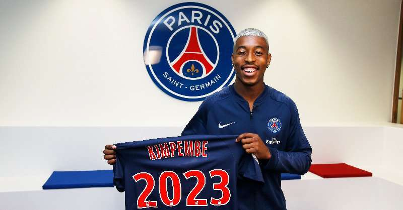 Officiel : Presnel Kimpembe prolonge
