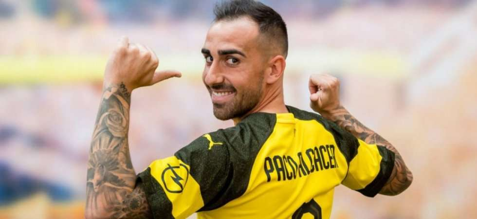 Officiel : Paco Alcacer prolonge à Dortmund !