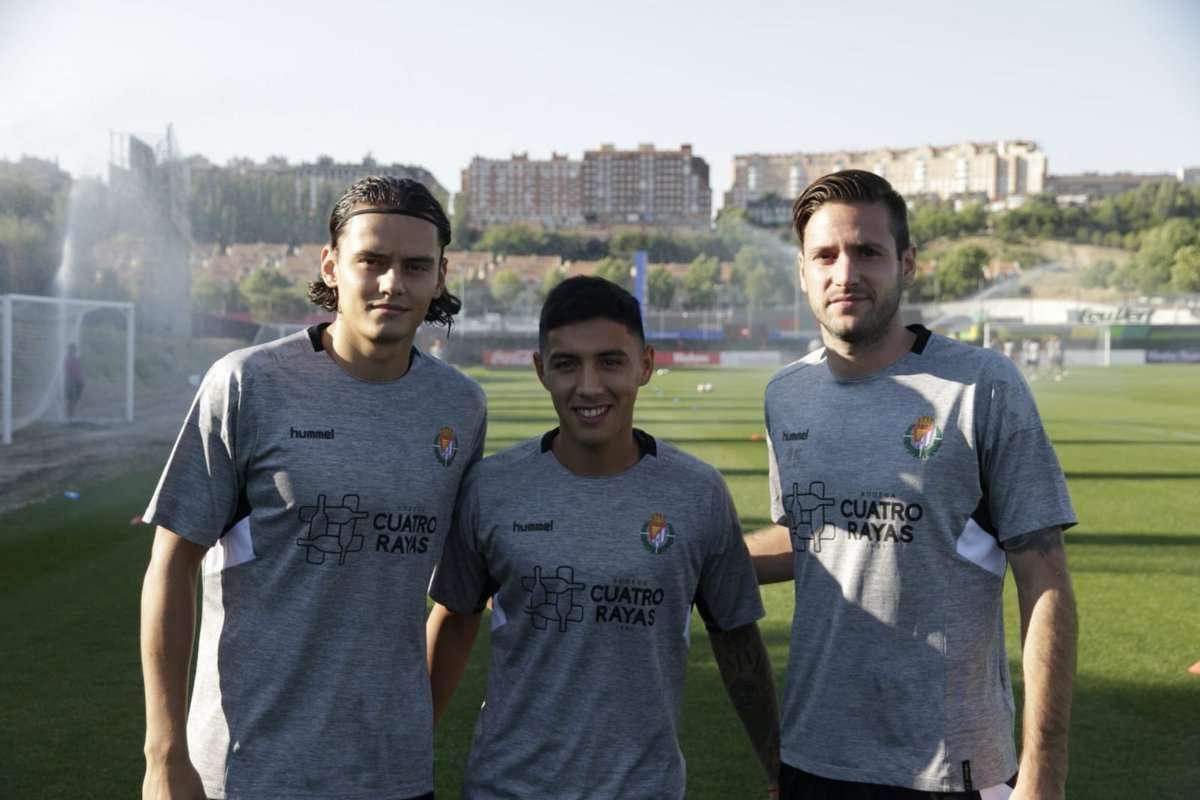 Valladolid s'offre 3 joueurs (Officiel)