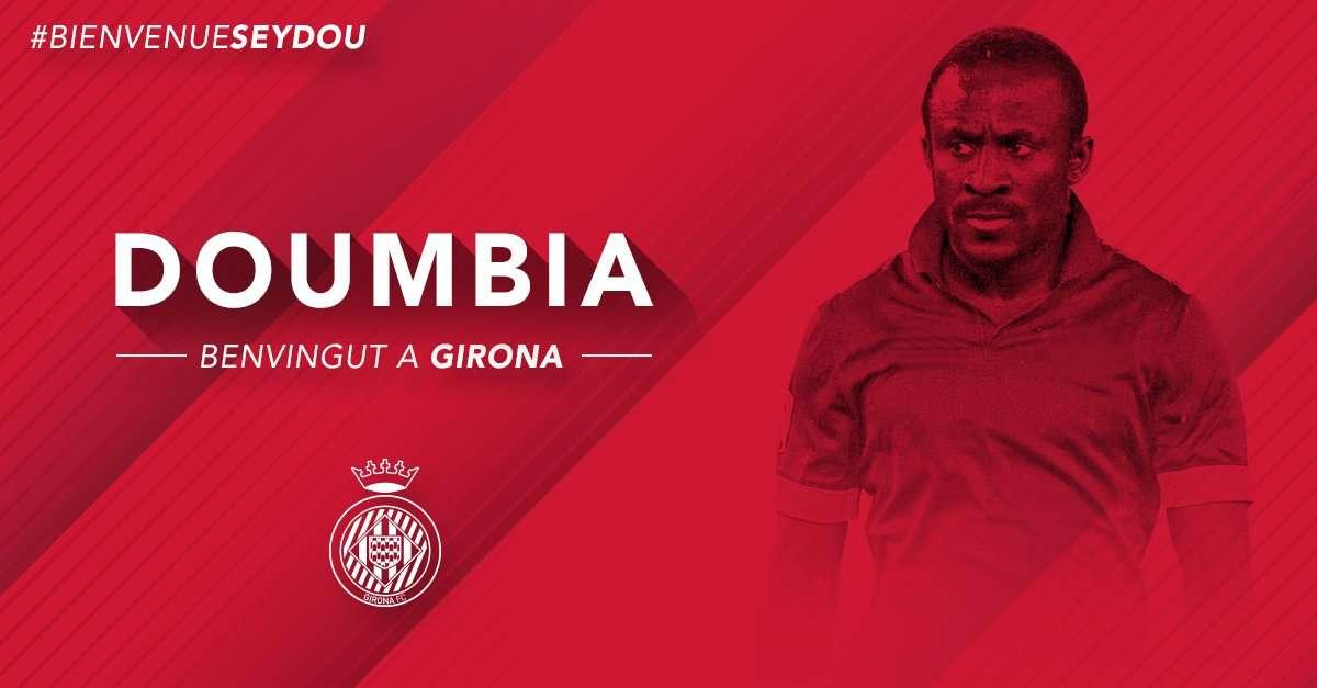 Officiel : Doumbia débarque à Gérone !