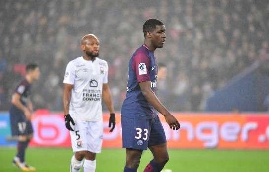 PSG : Une offre anglaise pour N'Soki ?