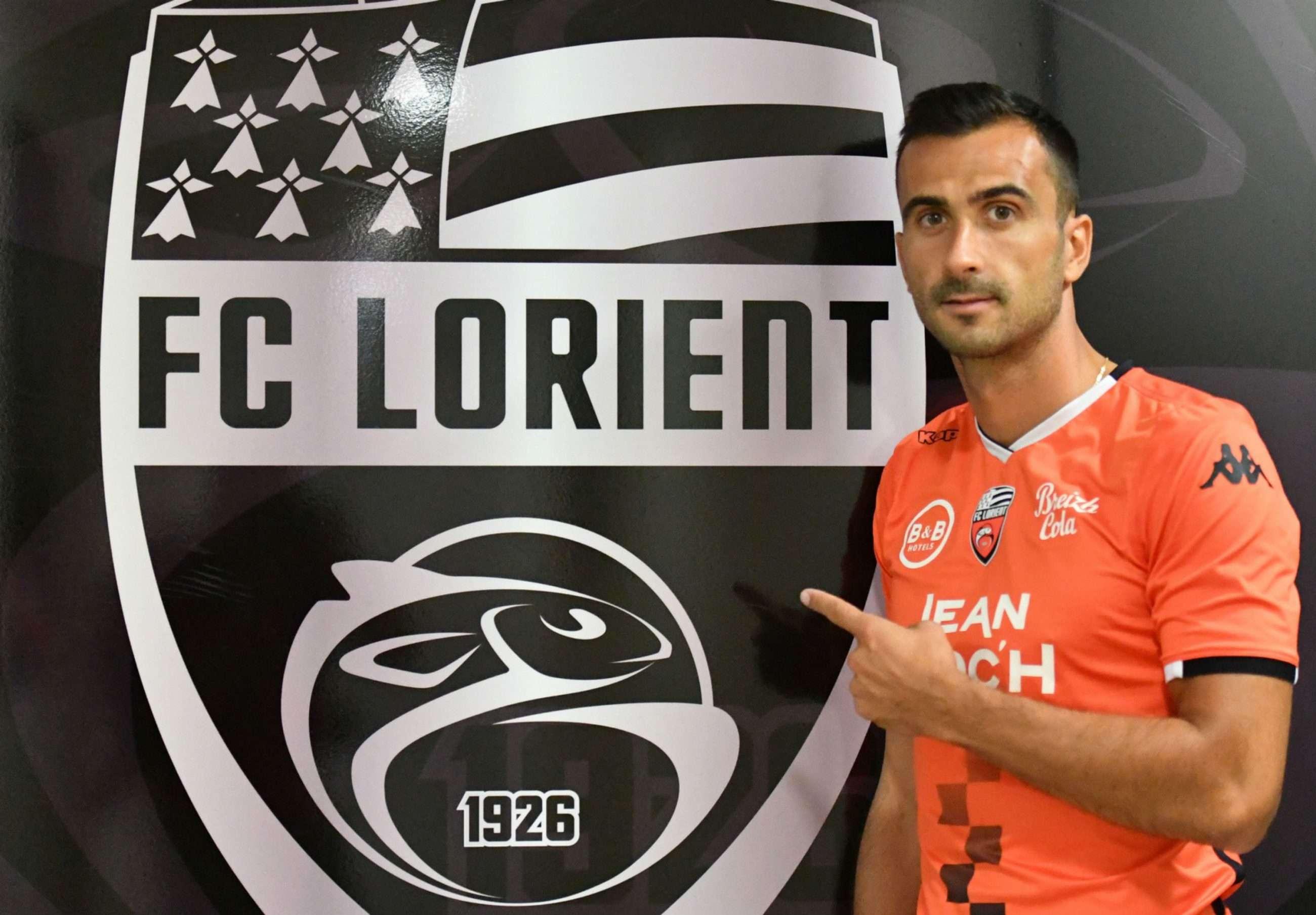 Lorient s'offre un joueur de Grenade (Officiel)