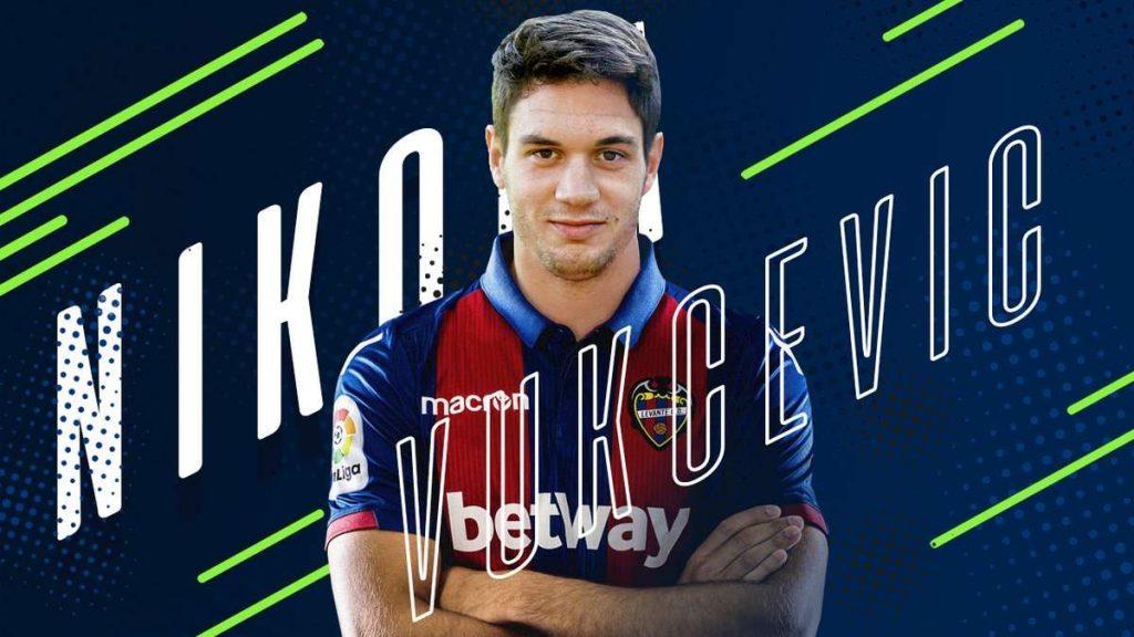 Officiel : Vukcevic débarque en Liga