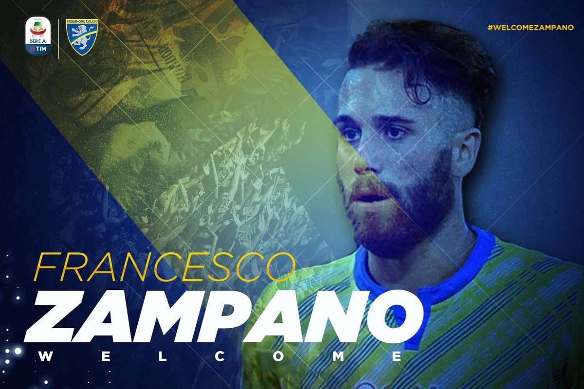 Officiel : Zampano et Vloet pour Frosinone