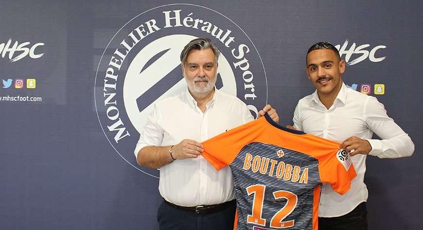 Officiel : Bilal Boutobba file à Montpellier !