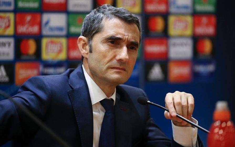 Valverde songerait bien à partir !