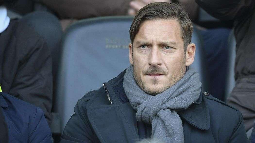 Francesco Totti juge la Série A