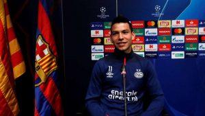 Le Milan AC accélère pour un international mexicain