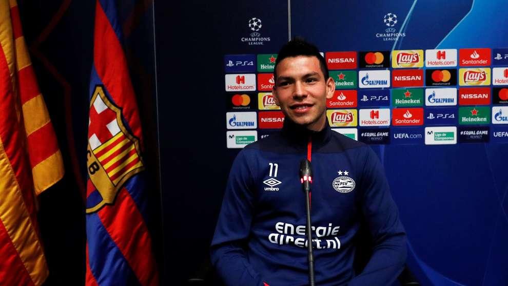 Real Madrid : 50M€ pour s'offrir un international mexicain ?