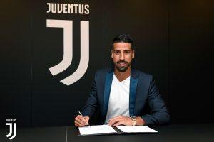 Juventus : Sami Khedira a reçu des offres