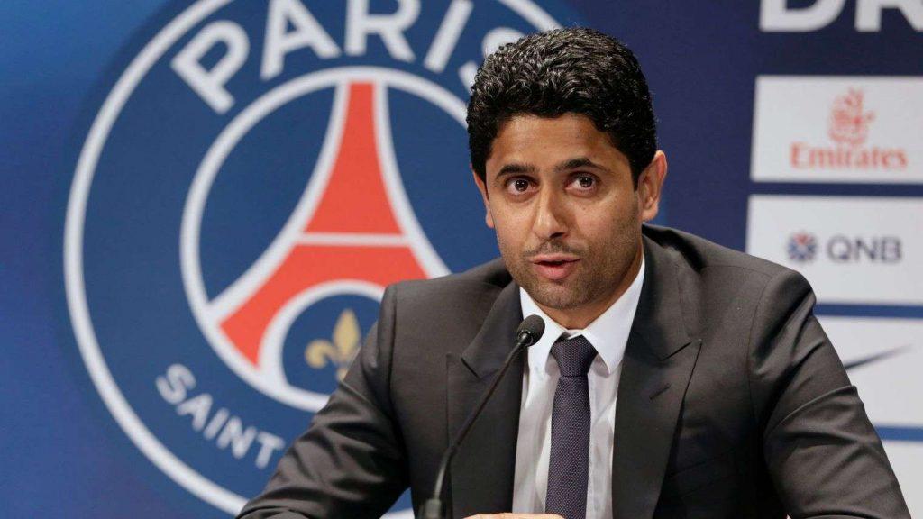 PSG : l'énorme coup de geule de Nasser Al-Khelaïfi !