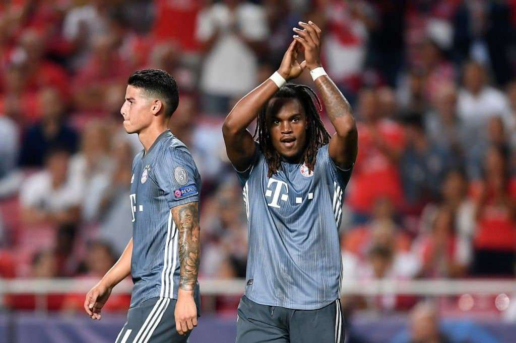 Bayern Munich : Sanches partant ?