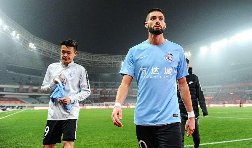 Milan AC : ça coince pour Carrasco