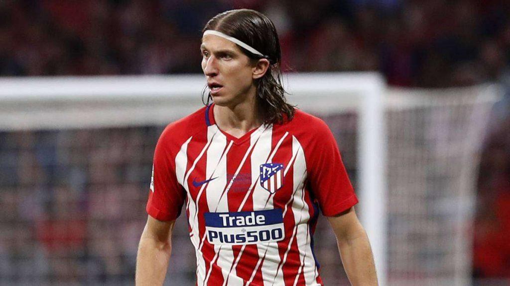 Filipe Luis bientôt libre ?