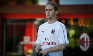Milan AC : Alen Halilovic file en Belgique