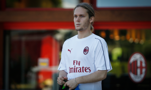 Alen Halilovic quitte encore l'AC Milan