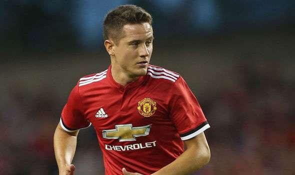 Manchester United : Le dossier Herrera bientôt bouclé