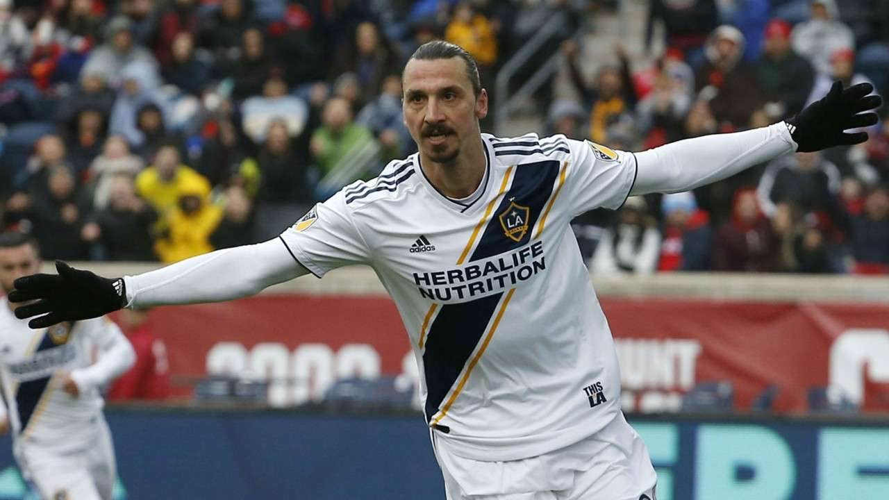 Officiel : Ibrahimovic prolonge l'aventure en MLS