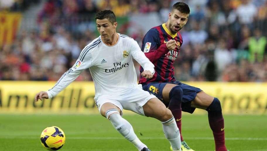 Cristiano Ronaldo et Gérard Piqué bientôt sous le même maillot ?