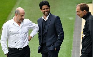 PSG : Henrique bientôt sur le départ