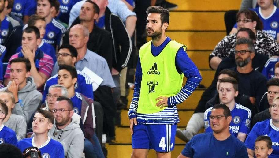 Chelsea : Fabregas prend une décision importante pour son avenir