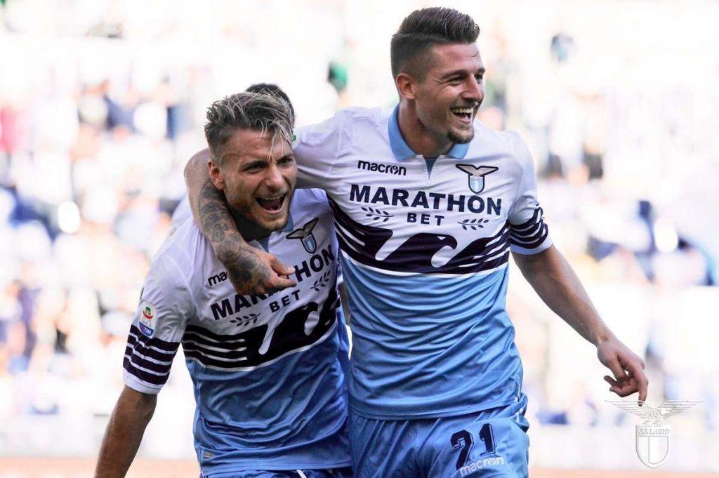 La Lazio Rome refuse une grosse offre pour Immobile