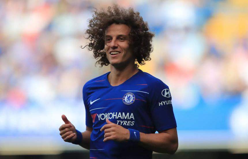 Chelsea : Un nouveau club est passé à l'action pour David Luiz