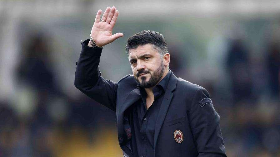 Gattuso confirmé par Leonardo