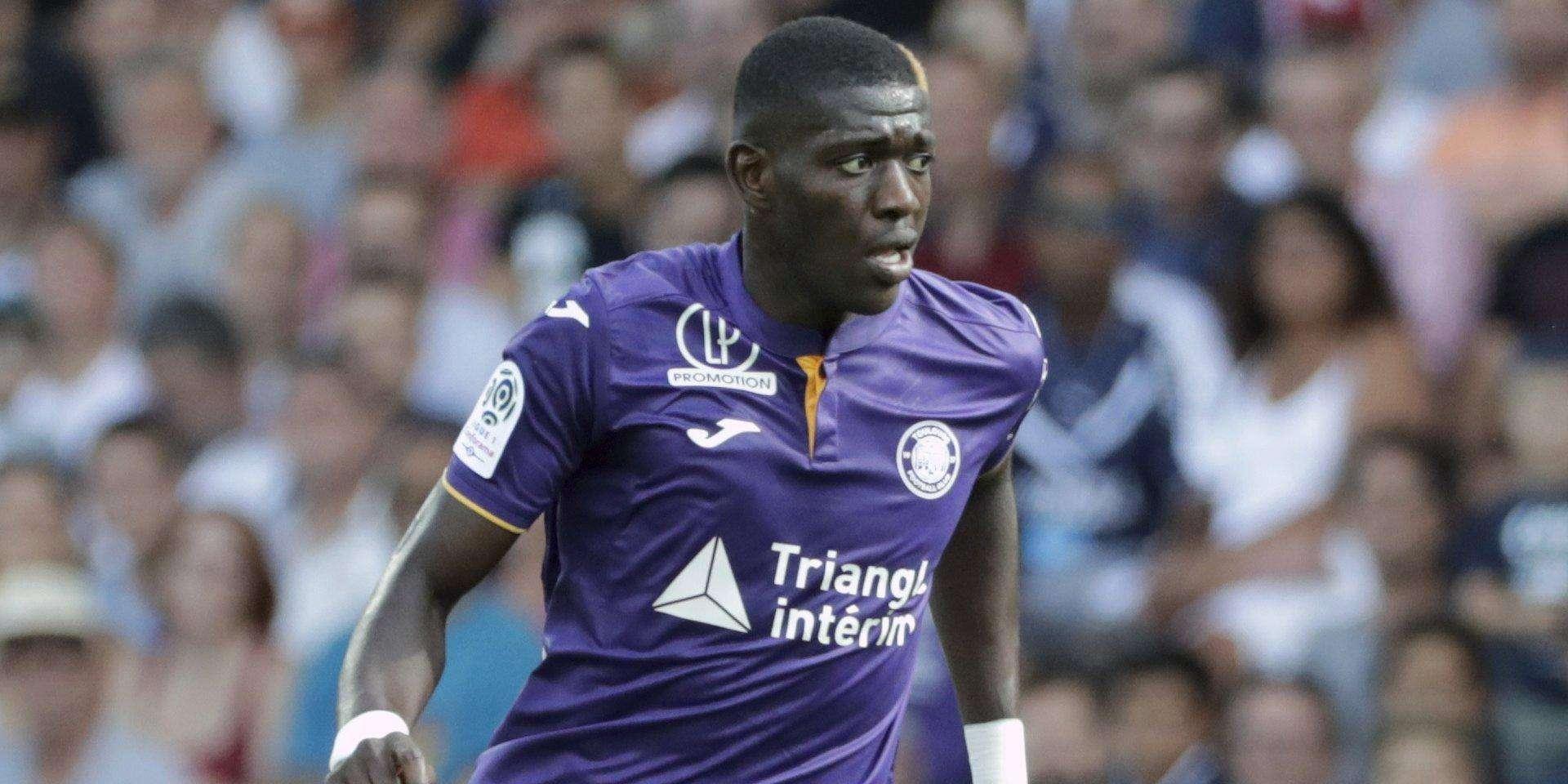 ed7cf7c6a44 Toulouse   Sangaré courtisé par un grand club italien ! - Transfert ...