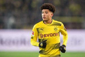 Dortmund : Sancho priorité d'un club anglais