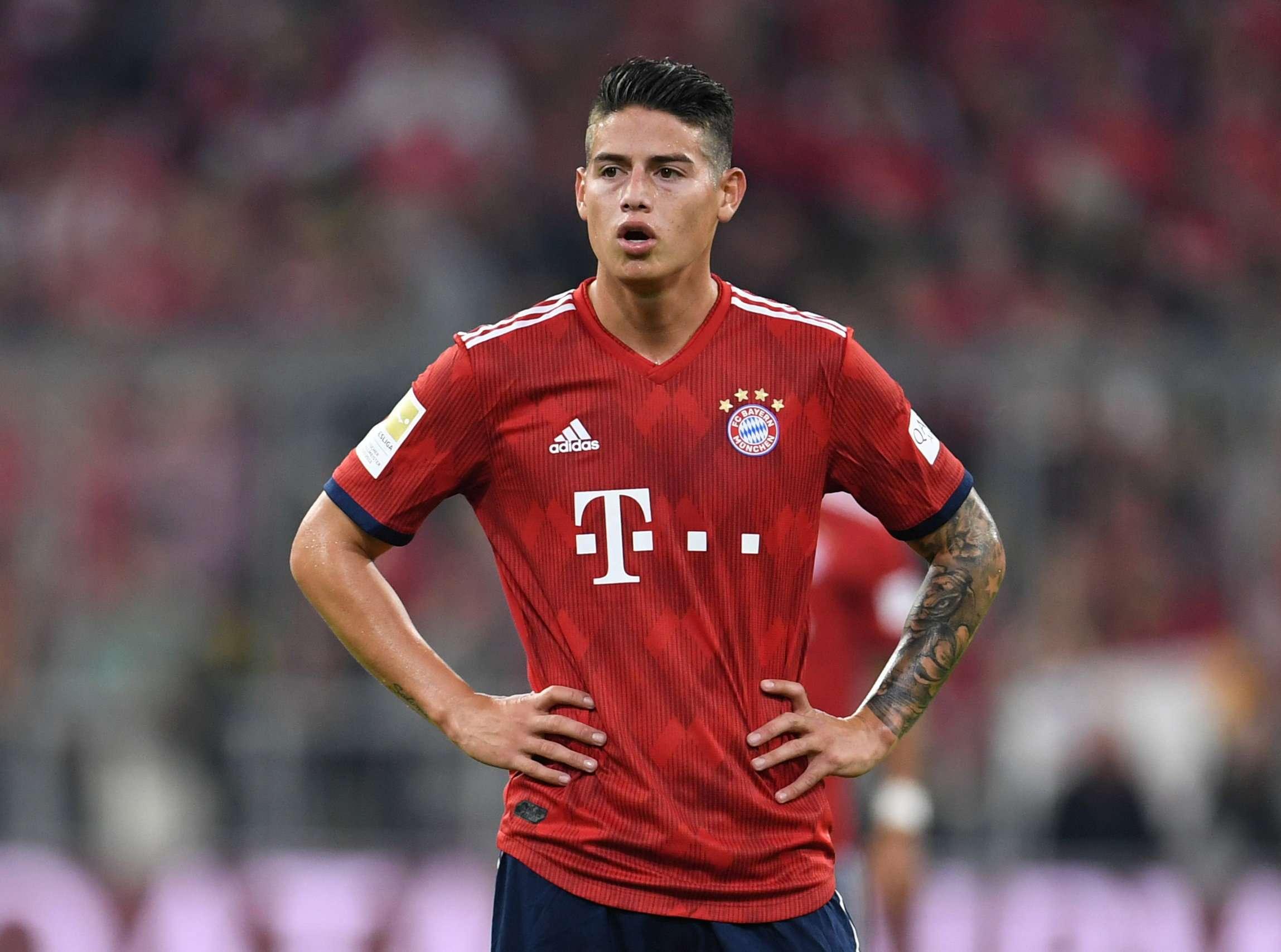 Arsenal se lance sur James Rodriguez