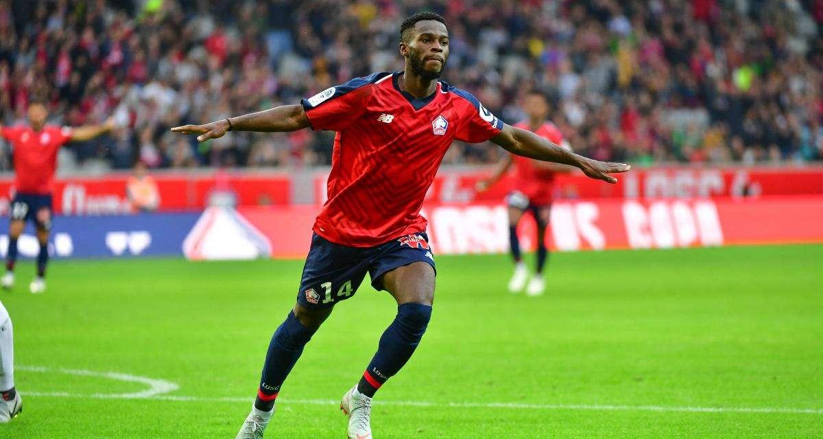 Lille : Bamba ciblé par un cador de Serie A