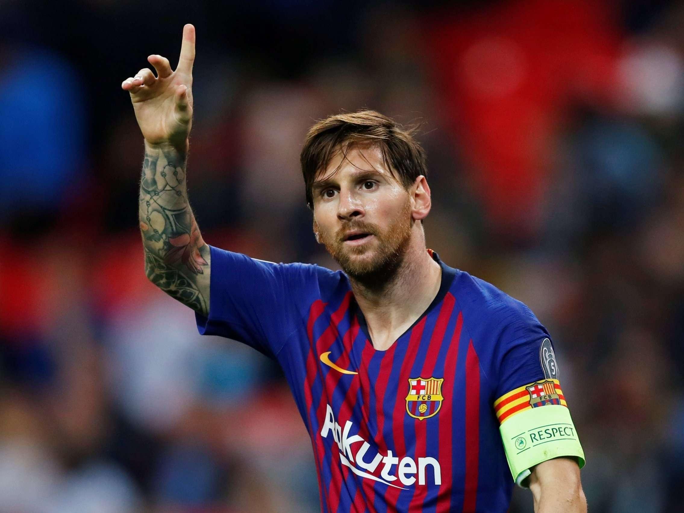 Le onze du Barça contre Getafe