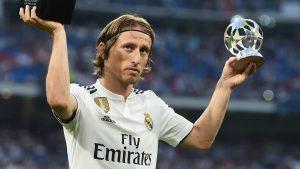 Real Madrid : une touche en Italie pour Luka Modric