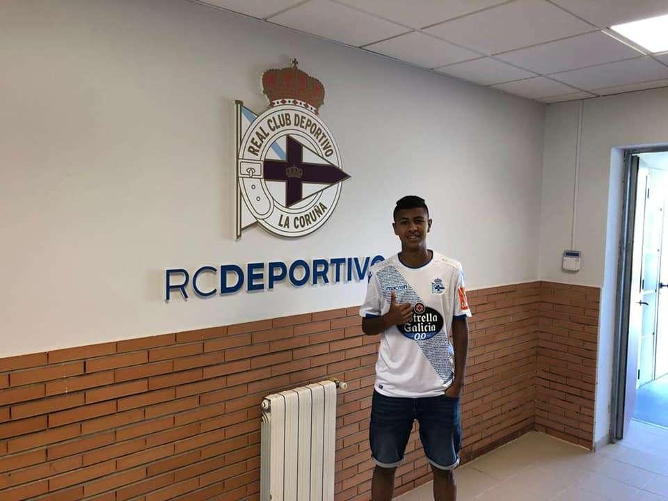 Officiel : La Corogne signe un jeune marocain