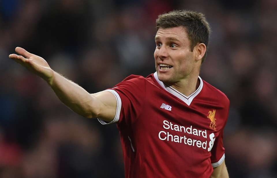 Liverpool : ça discute pour James Milner