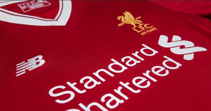 Liverpool : vers un contrat de sponsor record ?