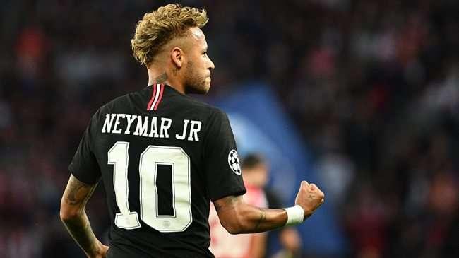 PSG : Neymar dans le viseur de Guardiola