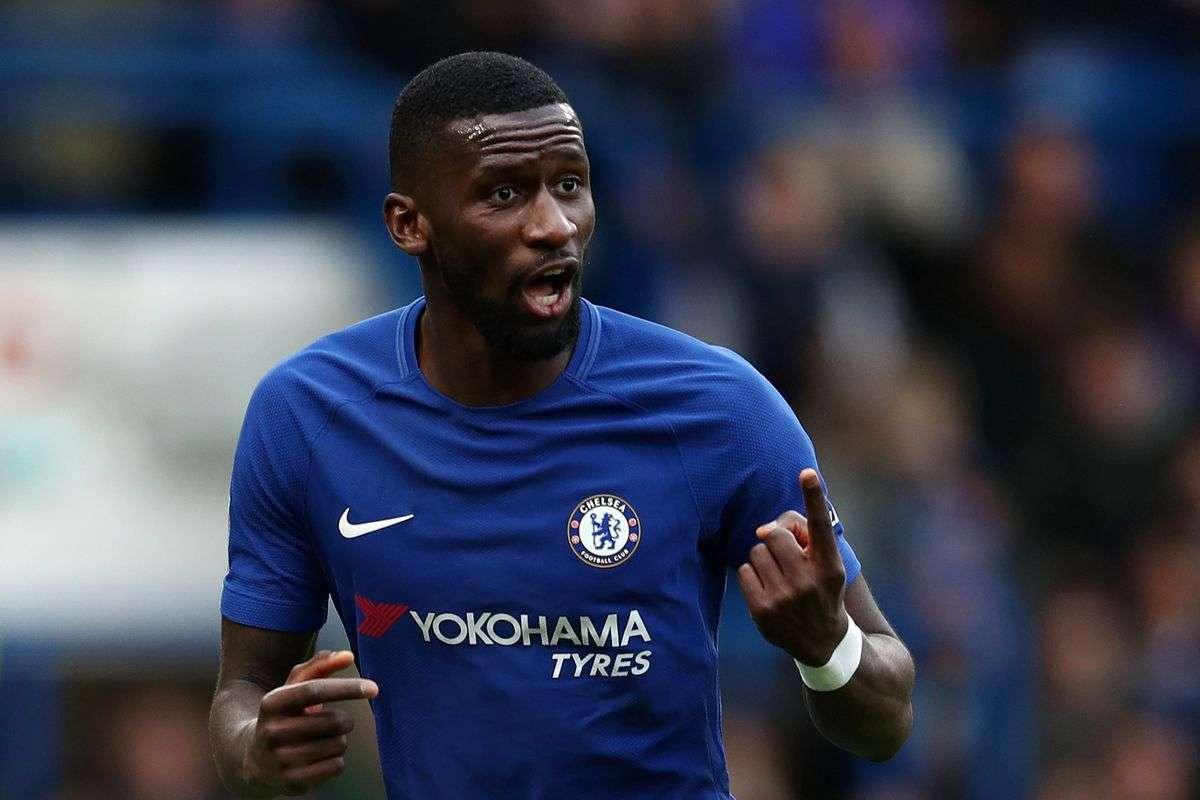 Chelsea veut discuter avec Antonio Rüdiger