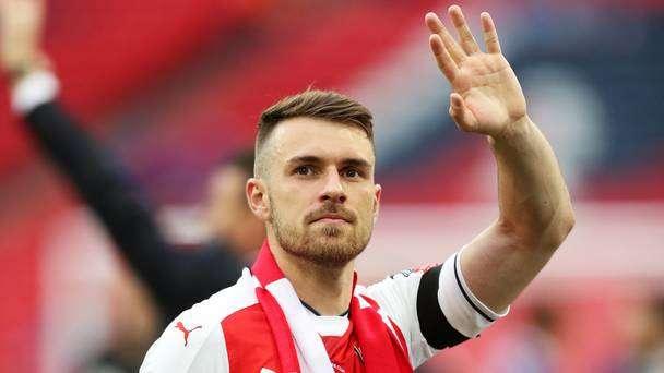 Juve : Une offre pour Ramsey ?