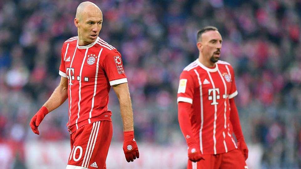 Officiel : Robben quittera le Bayern Munich en fin de saison