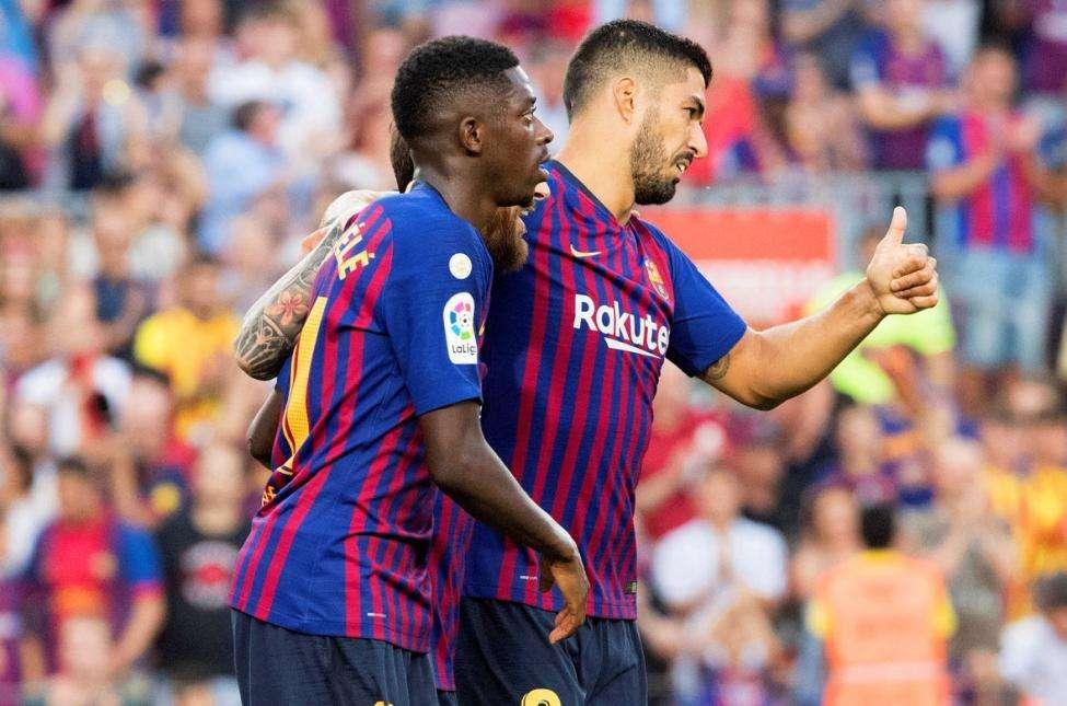 Dembélé veut quitter le Barça !