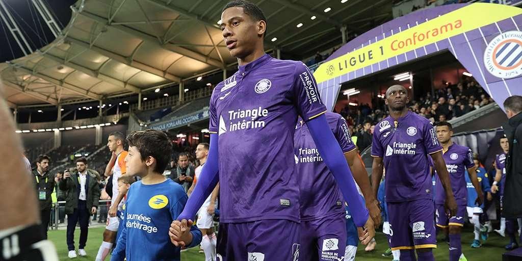 Le Real Madrid se penche sur un jeune toulousain
